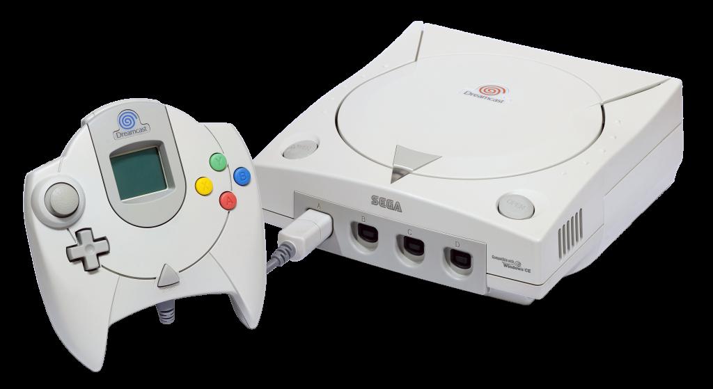 Dreamcast ultima fatica della Sega