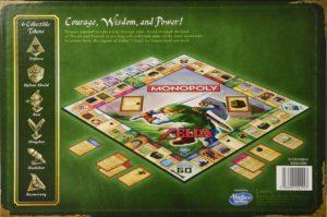 monopoly zelda