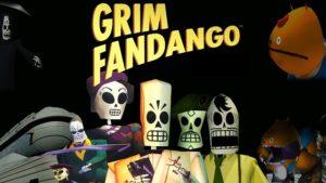 Grim Fandango personaggi