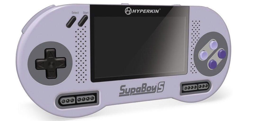 SupaBoy S fronte