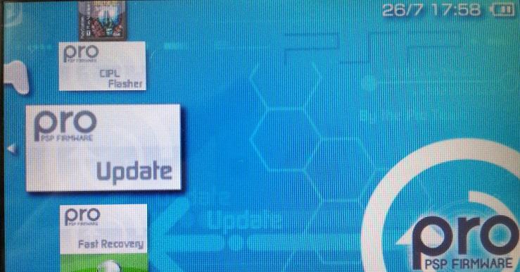 installazione custom firmware