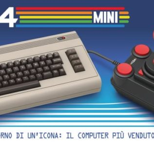 Nuoco commodore 64 mini