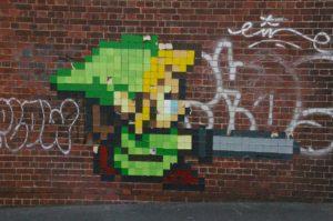 pixel art nei videogame