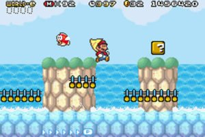 Super Mario Bros advance 4
