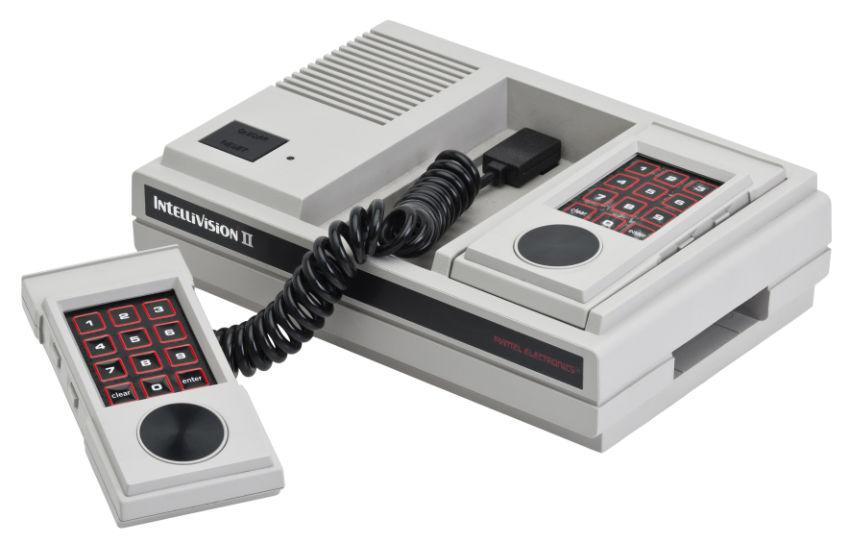 console intellivision II