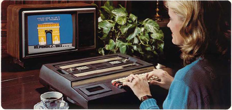 keyboard Component intellivision