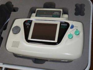 Game gear edizione bianca