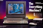 Pubblicità Commodore Amiga