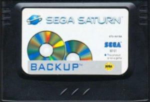 Backup Memory saturn