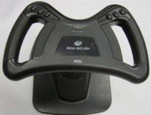 Racing wheel per Sega Saturn