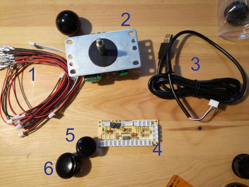 kit encoder xcsource zero ritardo