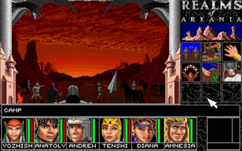 Realms of Arkania: Blade of Destiny