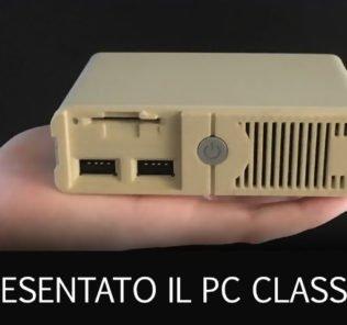 Pc classic presentato