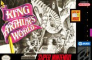 Cover King Arthur World