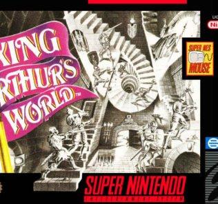 Cover King Arthur World