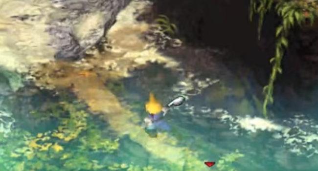 la liana di coral valley ffVII