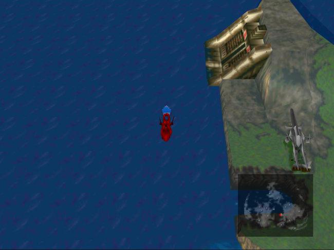 ottenere il red submarine in ffvii