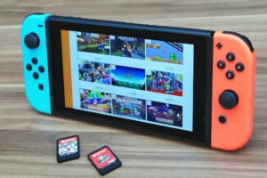 giochi amanti retrogaming per nintendo Switch