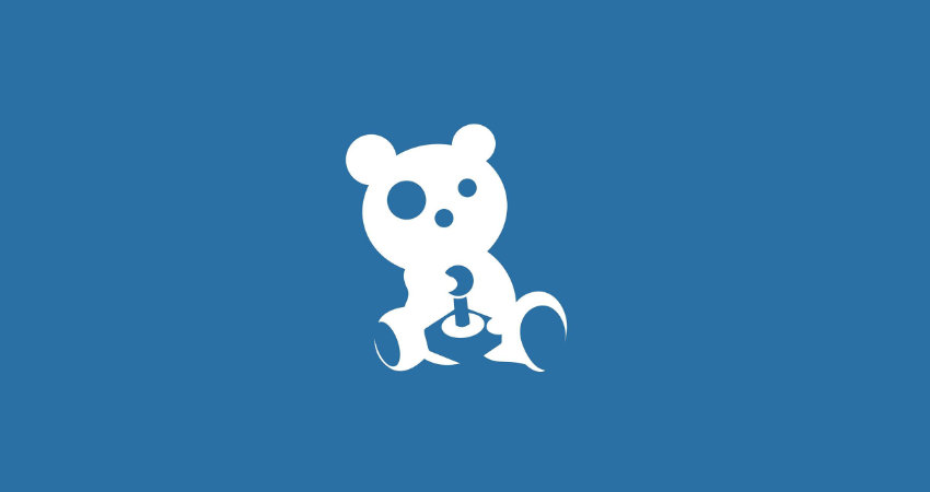 Logo Kuma retroshop