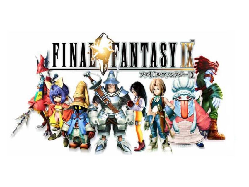 Final Fantsy Ix su Nintendo Switch e Xbox One