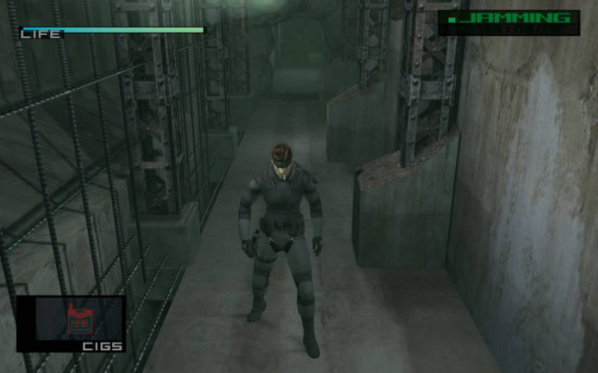 Metal Gear Solid: The Twin Snakes gamecube