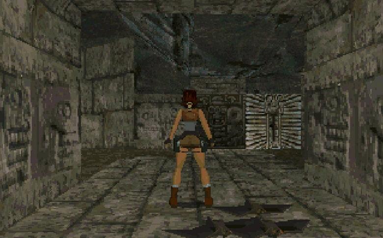 Tomb Raider su Saturn